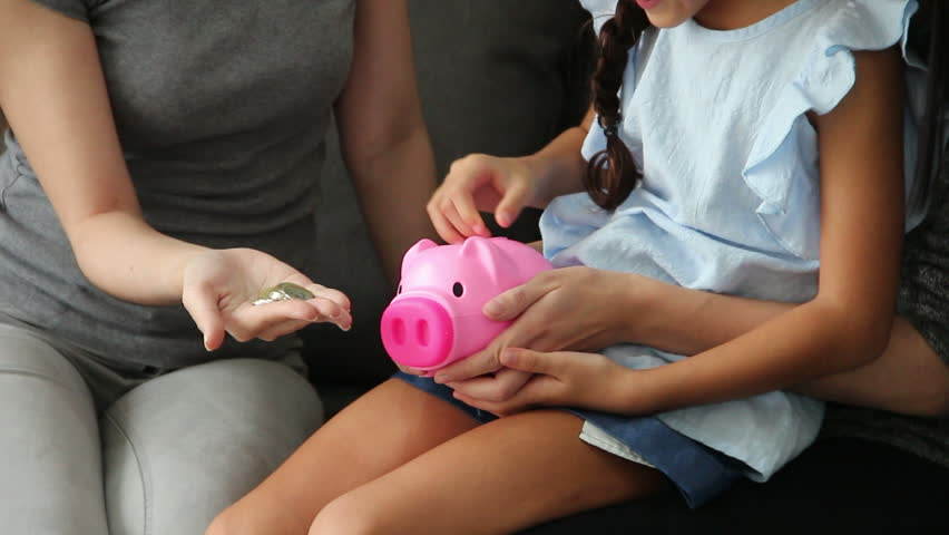 Create a discipline, save money, learn financially early.   Shutterstock HD Video #31165879