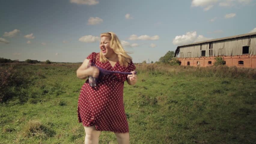 Фото с телефона деревенских толстушек