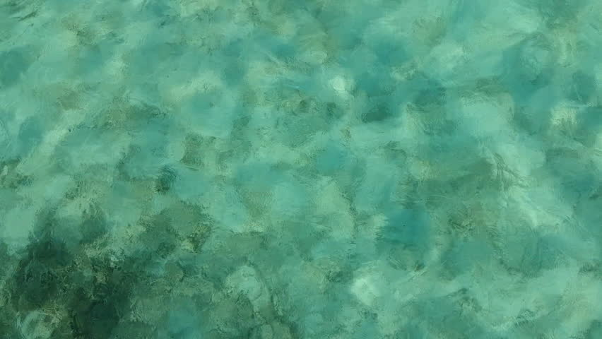 Sea wave pattern for background, ocean surface, background for movie credits #31221259