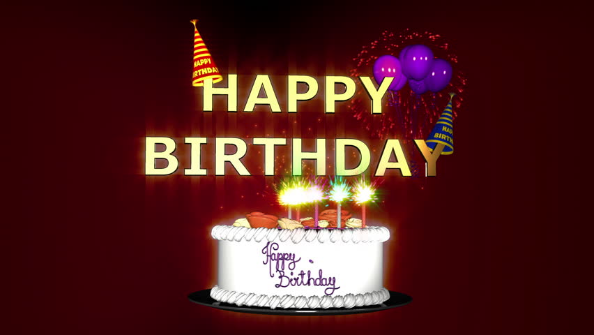 Happy Birthday version 1