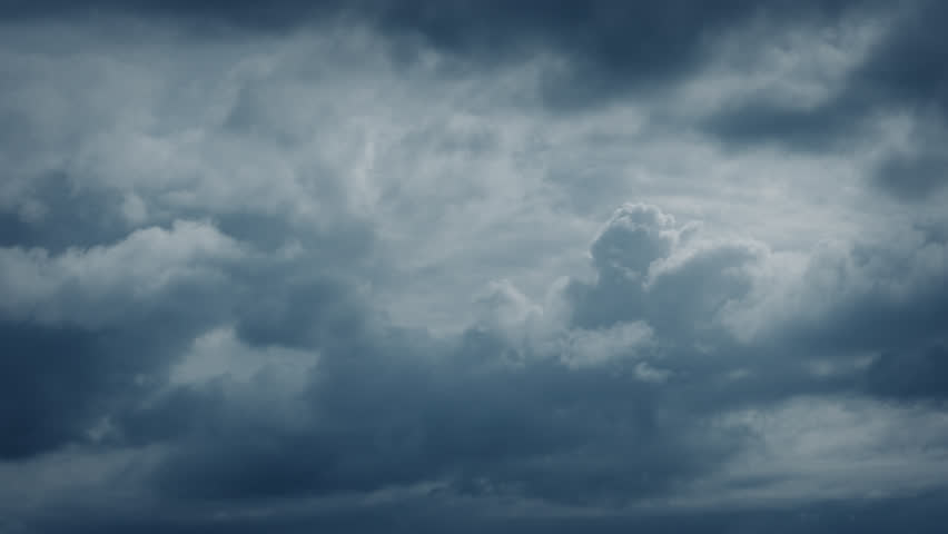 Clouds Forming In Dramatic Sky | Shutterstock HD Video #31340722