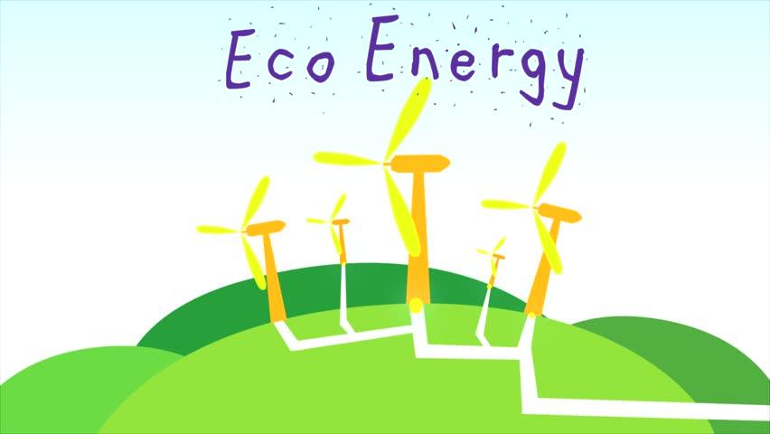 Eco Energy, green | Shutterstock HD Video #31357018