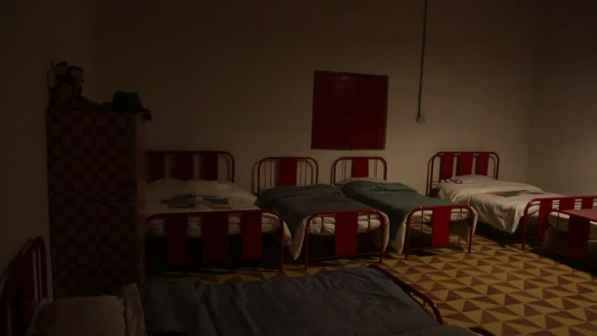 orphanage, bed, Estate, bedroom