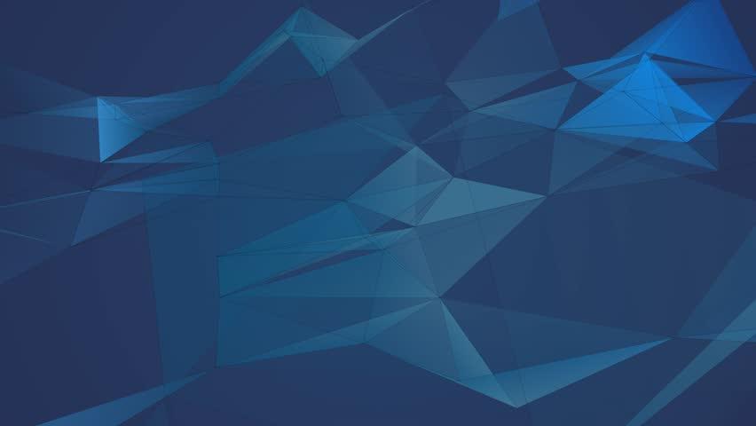 Polygon cloud wave background   Shutterstock HD Video #31427533