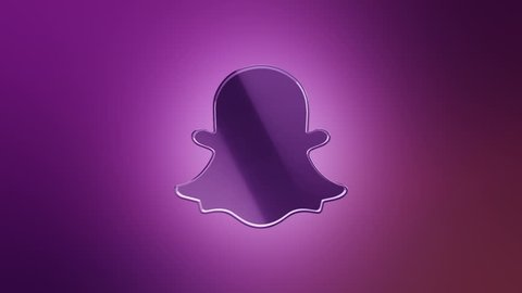 Snapchat Logo Stock Video Footage 4k And Hd Video Clips Shutterstock
