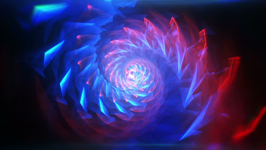 Psychedelic spin fancy pattern smooth yarn,swirl flow spiral. Stylish game art design,beautiful vision fantasy landscape. #31587751