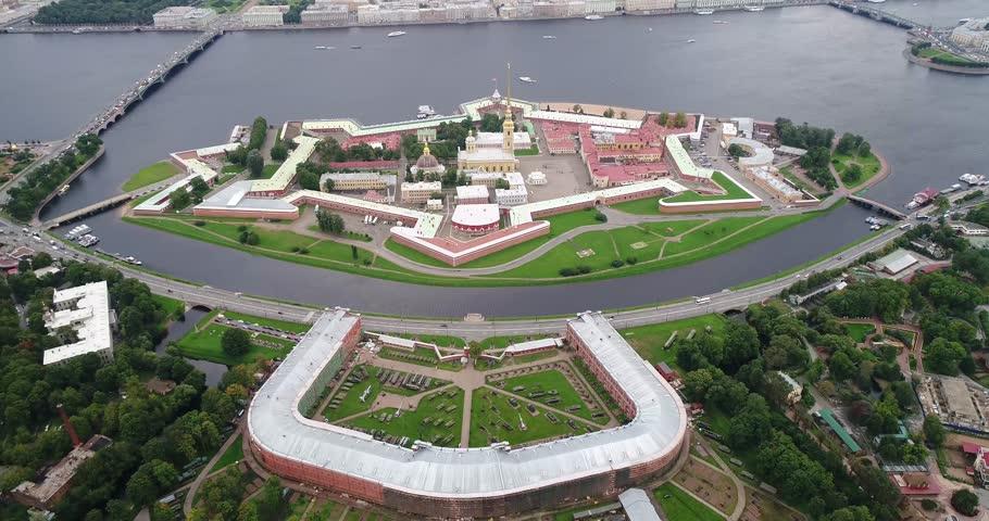 город петропавловская крепость фото сверху тому, что