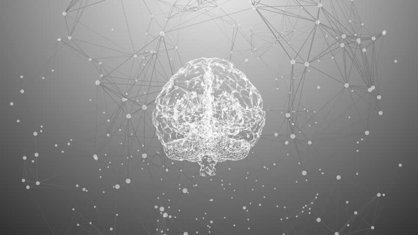 Human brain creativity innovation in thinking and knowledge abstract | Shutterstock HD Video #31707649