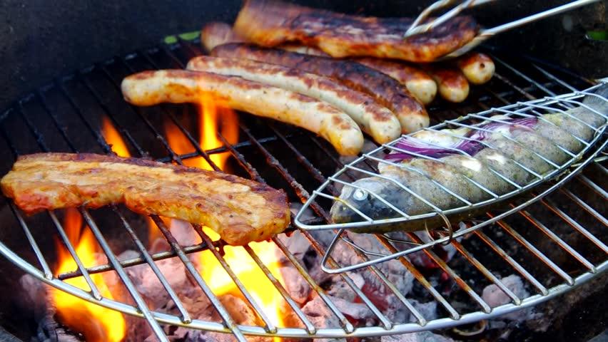 Barbecue    Shutterstock HD Video #3179152