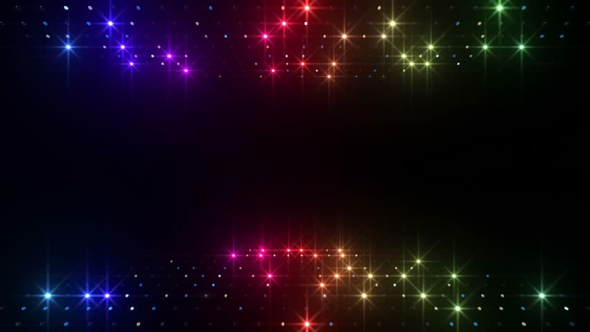 LED Light wall. | Shutterstock HD Video #3184483