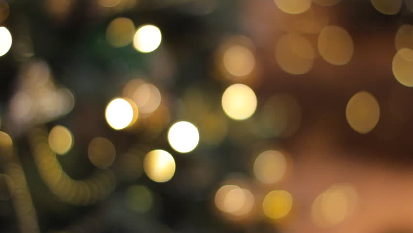 Colorful bokeh of christmas lights | Shutterstock HD Video #3184660