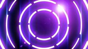 Sound waves popular Dance lines LED light Flashlights wall Disco Lights Bulb Halogen Headlamp Lamp Nightclub fluorescent ultraviolet light glowing neon lines moving forward endless tunnel colorful art