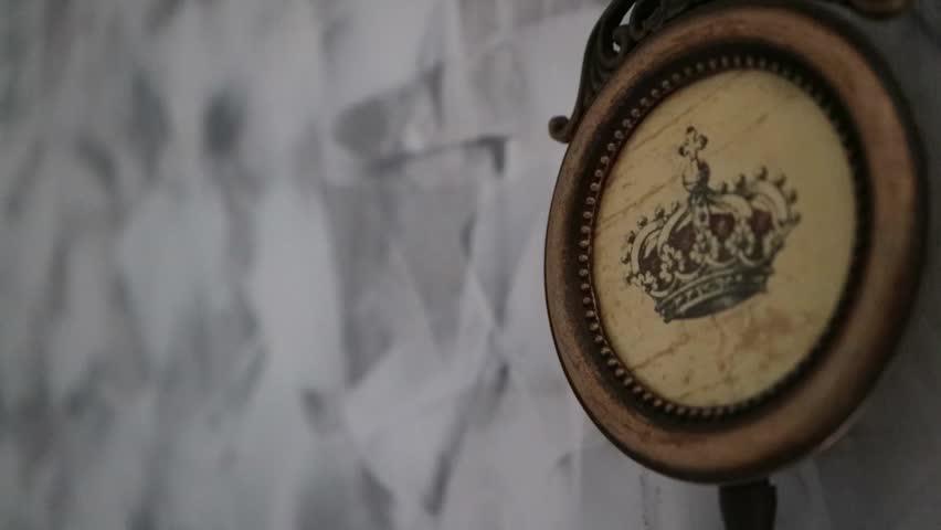 Pendulum on the clock