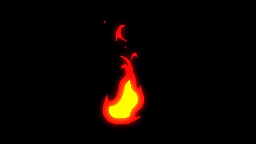 2d FX FIRE Elements. It's 10 animated fire effects. This pack includes two version of elements: color with glow effect and black and white version. Alpha channel included, just drop it to your project