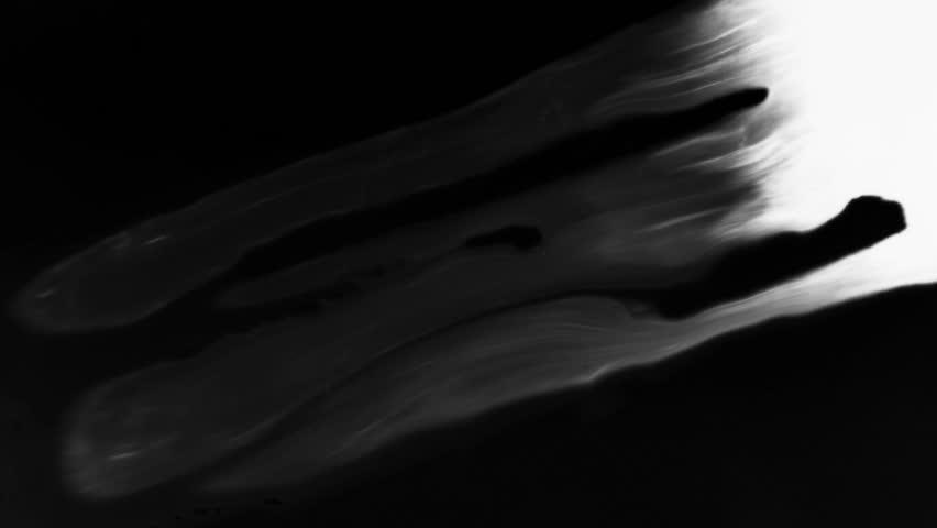 Ink splash/Ink Background/Perfect Matte | Shutterstock HD Video #3236194