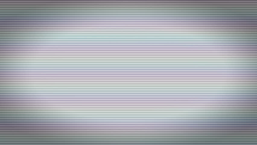 Bad Tv Signal On The Tv Screen Lines Background Motion #32432830