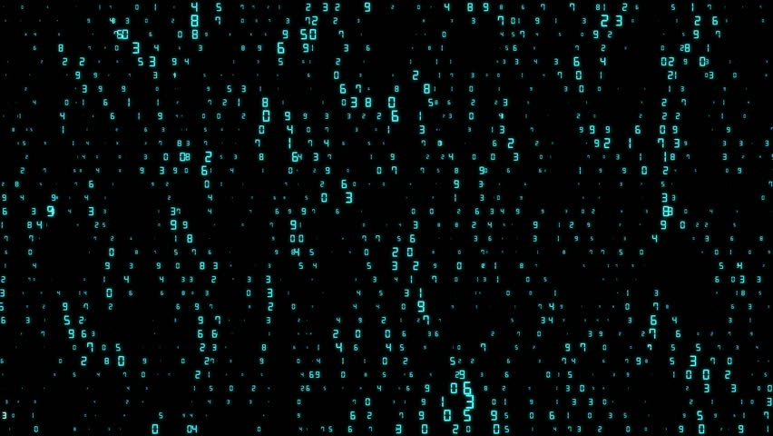 Wavy movement of figures. cinematographic background. seamless loop. | Shutterstock HD Video #32706163