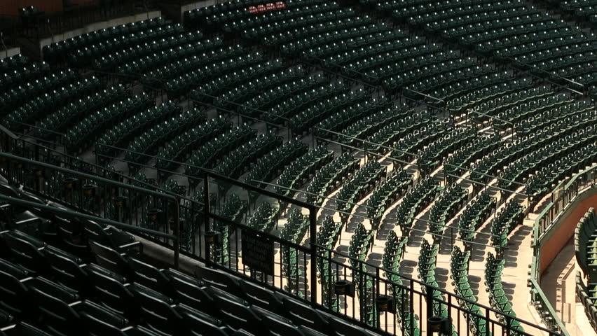 Baseball Stadium Seats