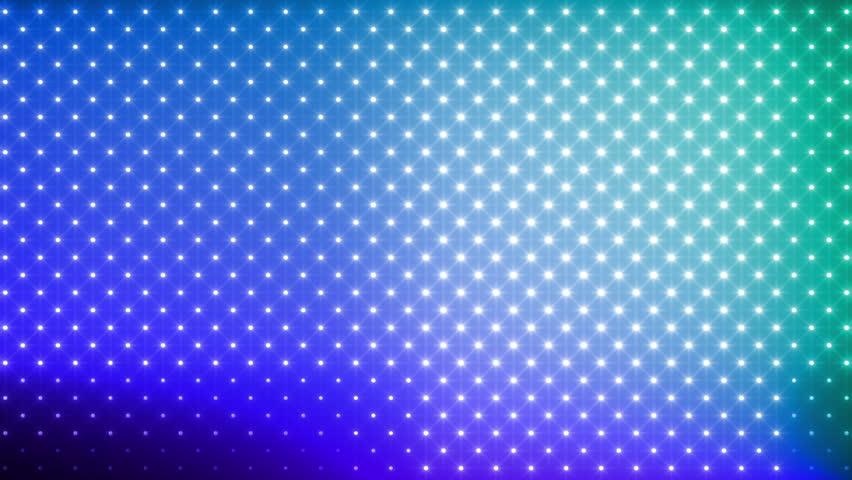 LED Light wall.   Shutterstock HD Video #3283643
