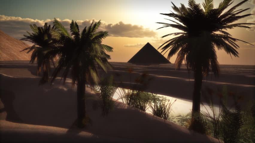 1072 Pyramid Oasis