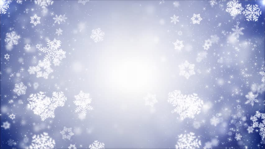 Christmas Falling snowflakes animation background motion graphics  with glittering, particles snowflakes and snow background . | Shutterstock HD Video #33000721