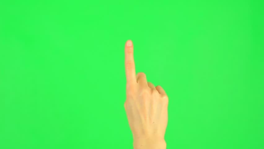 Set of touchscreen gestures | Shutterstock HD Video #33030361