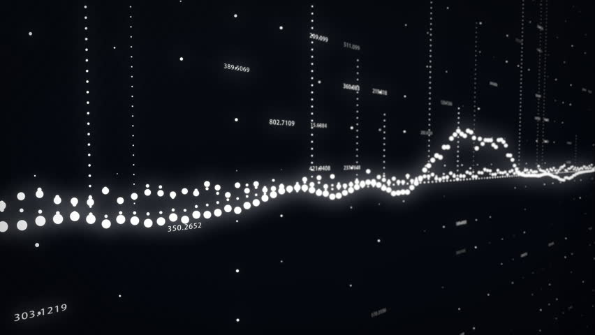 Digital HUD infographic Royalty-Free Stock Footage #33077752