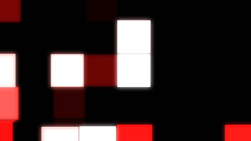 LED Light Block illumination Wall   Shutterstock HD Video #33104233