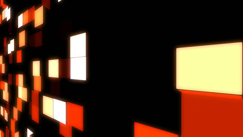 LED Light Block illumination Wall   Shutterstock HD Video #33104254