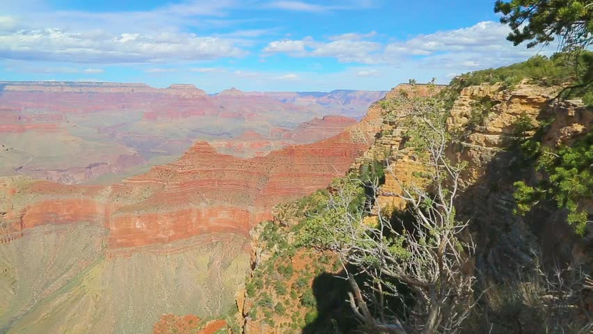 South Rim of the Grand Canyon National Park