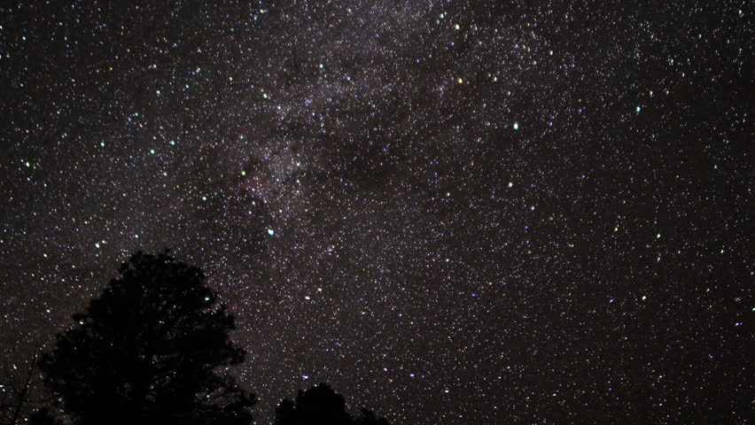 Milkyway Timelapse 24 TU | Shutterstock HD Video #3339500