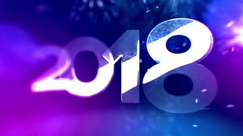 New Year Countdown 2018 Eve