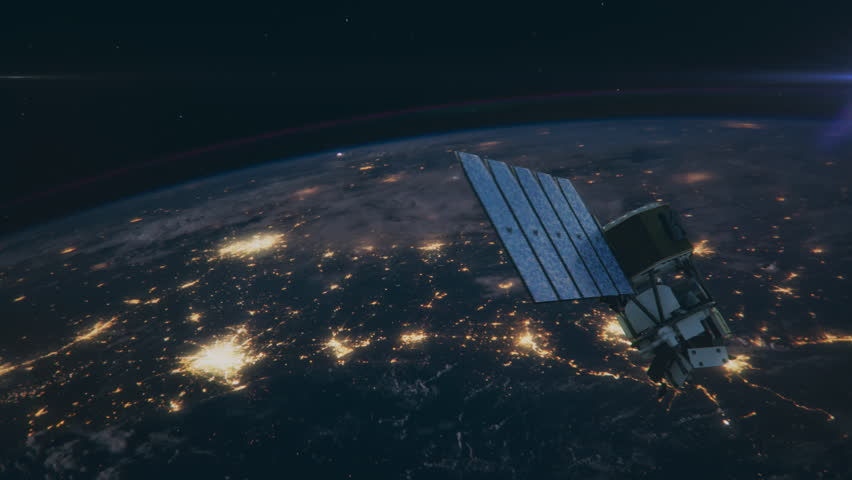 NASA ICON - The Ionospheric Connection Explorer. Highly realistic animation depicting the space agency's newest satellite launched in December 2017. 4K UHD. 16-bit color depth. Broadcast quality.    | Shutterstock HD Video #33430057