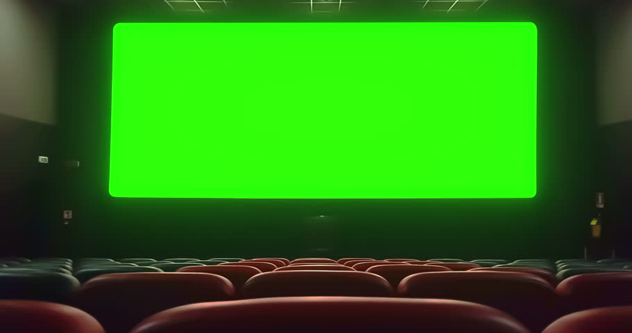 Cinema Interior Of Movie Theatre Stock Footage Video 100 Royalty Free 33559564 Shutterstock