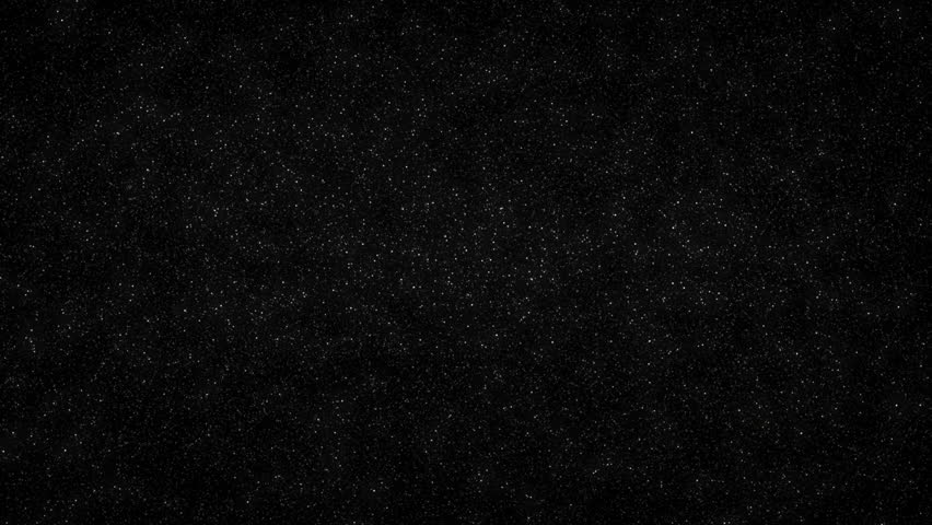 Loopable: Dense realistic starry sky with slowly twinkling stars background. (av35804c) #33626158
