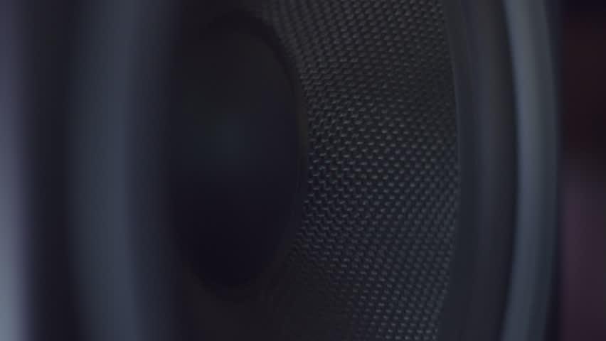 Music audio monitor studio system | Shutterstock HD Video #33710335