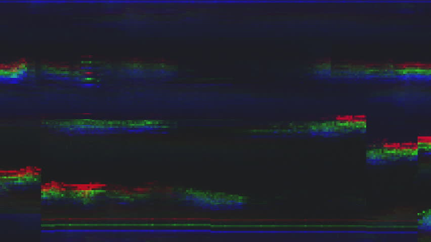 Unique Design Abstract Digital Animation Pixel Noise Glitch Error Video Damage | Shutterstock HD Video #33878755