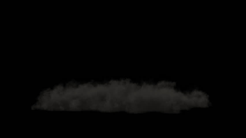 Animation of a dust explosion | Shutterstock HD Video #33985411