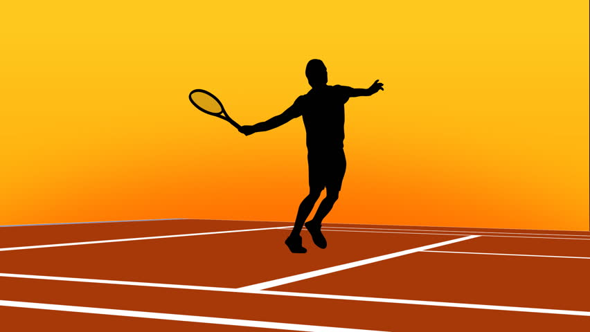 Tennis Animation Pack 2 High Stock Footage Video 100 Royalty Free 3411371 Shutterstock