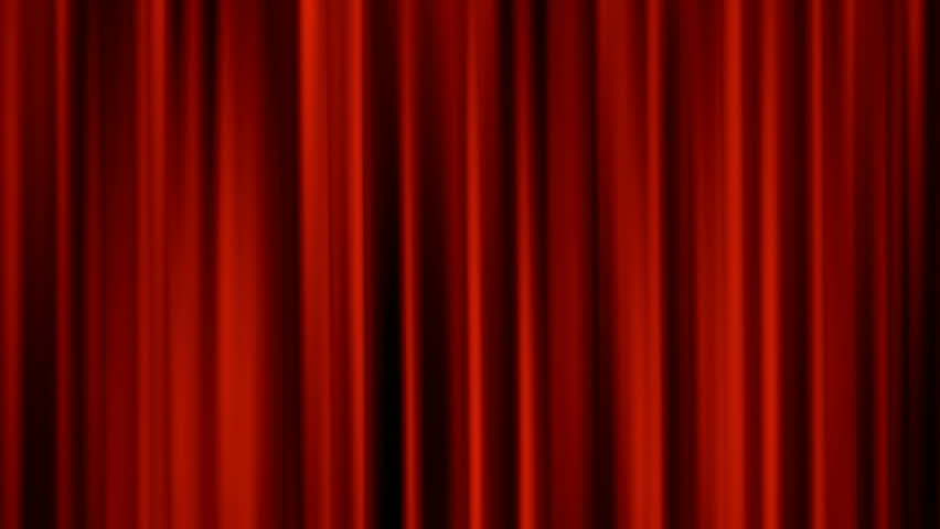 Red background moving curtains loop | Shutterstock HD Video #34445338