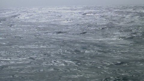 Rough and turbulent waves