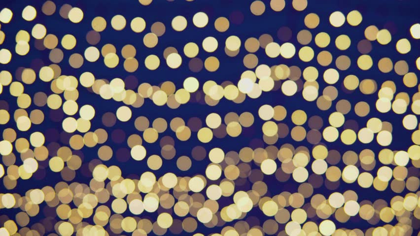 Abstract background of colourful Christmas bokeh lights | Shutterstock HD Video #34600564