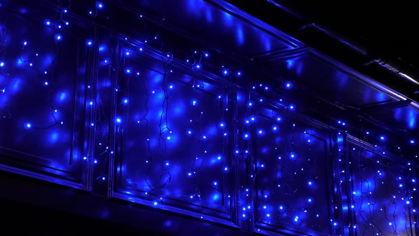 New year lights #34665466