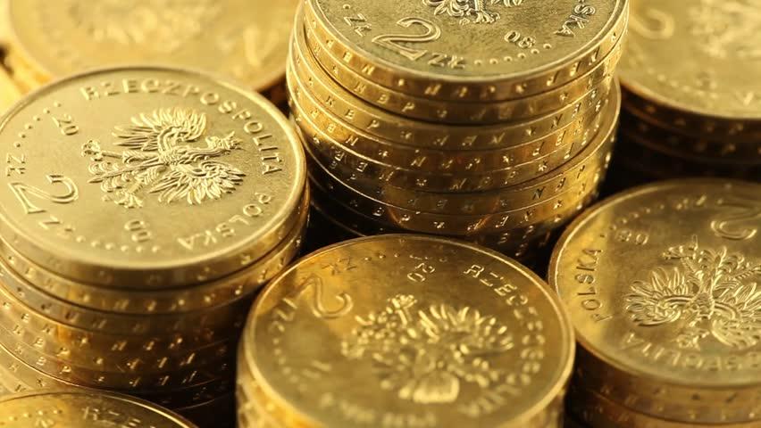 Coins  | Shutterstock HD Video #3468305