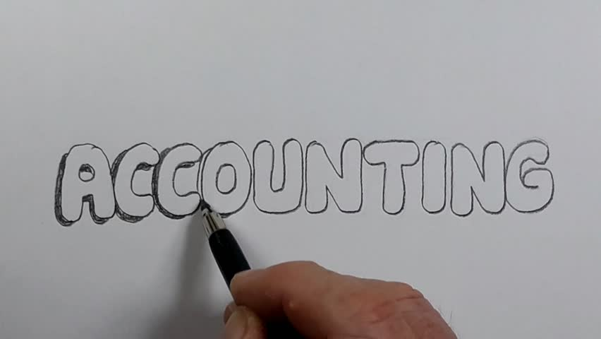 Whiteboard animation accounting   Shutterstock HD Video #34822282