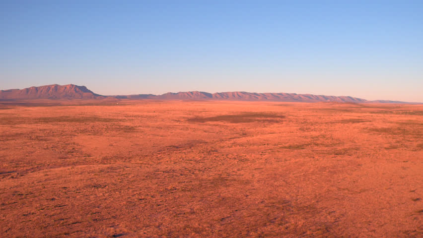 West Texas Marfa Alpine Big Bend Aerial Drone Sunset