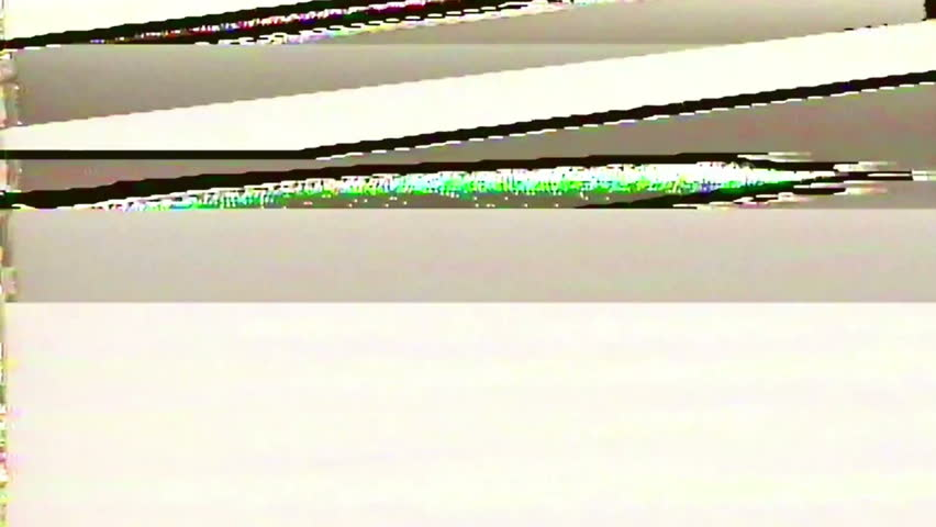 Analog Abstract Video Signal Noise FeedBack Manipulation   Shutterstock HD Video #34863316