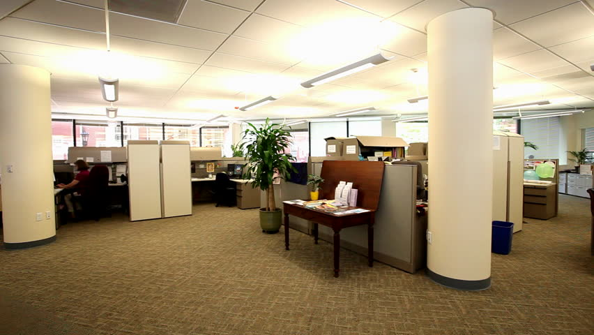 Business Offices.  Modern design. | Shutterstock HD Video #3532934