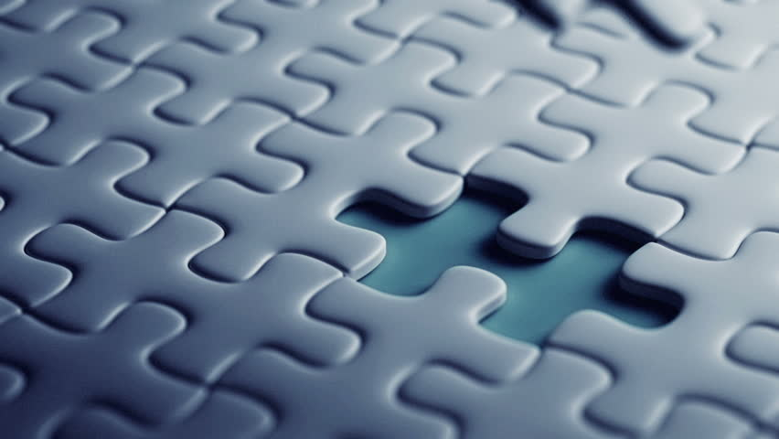 Last Piece of a Puzzle