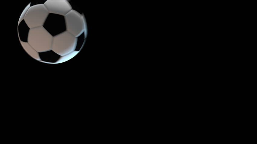 3 useful 3D FOOTBALL BALL transitions to wipe from a to b For TV shows, sport news soccer championship related projects Can be flipped in order to create variety ALPHA MATTE for background replacement